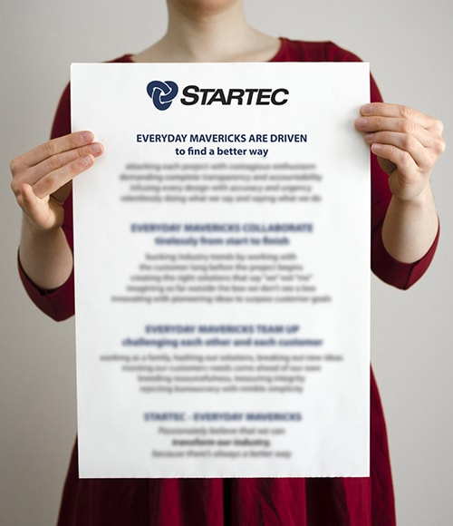 Startec manifesto